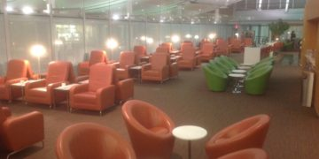 Air Canada, Maple Leaf Lounge, Toronto, Star Alliance