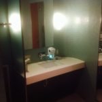 Maple Leaf Lounge, Badkamer, Air Canada Lounge