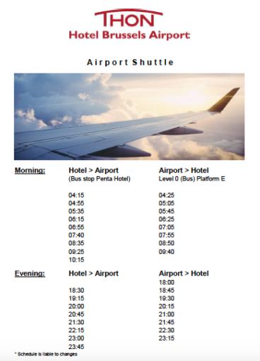 Dagkamer, Brussel, Thon Hotel Brussels Airport, Brussels Airport, Airport Hotel, Thon Hotels