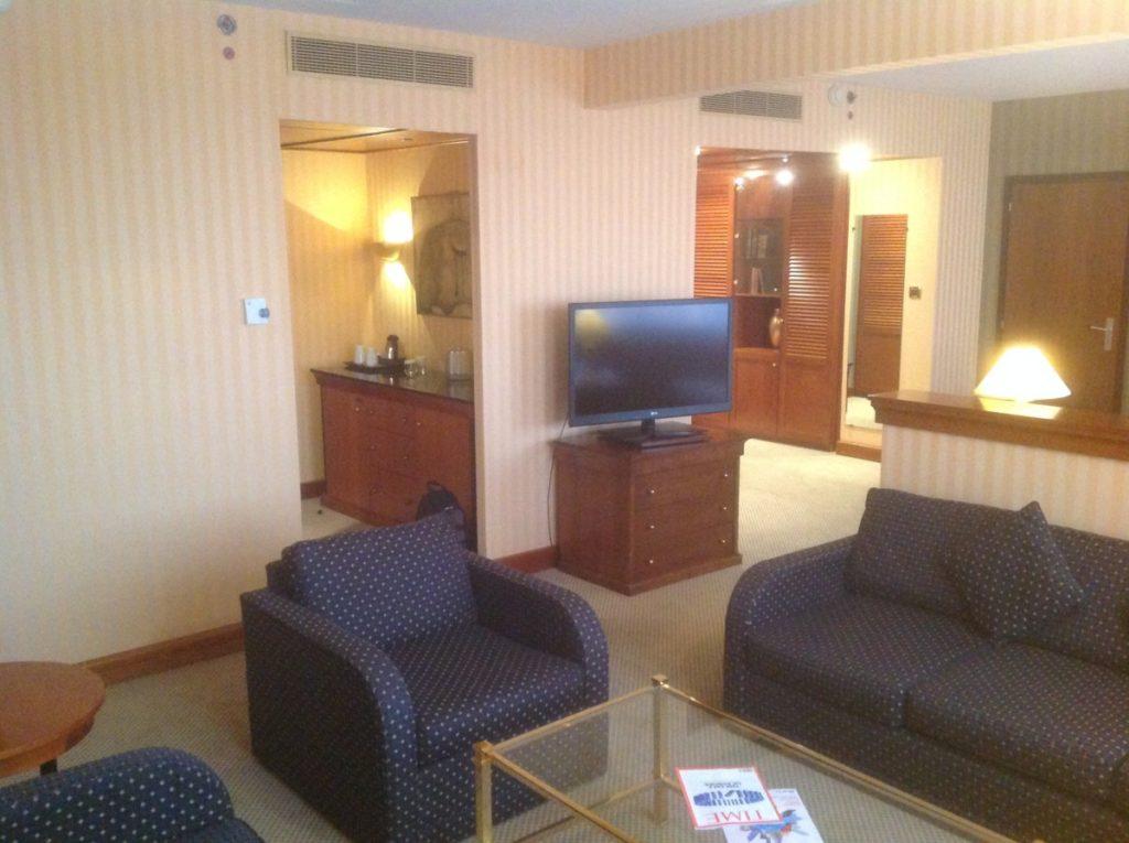 Hilton, Straatsburg, Suite
