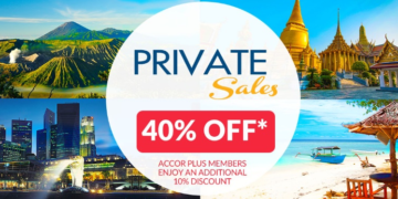 Accorhotels, Private Sales, Le Club Accor