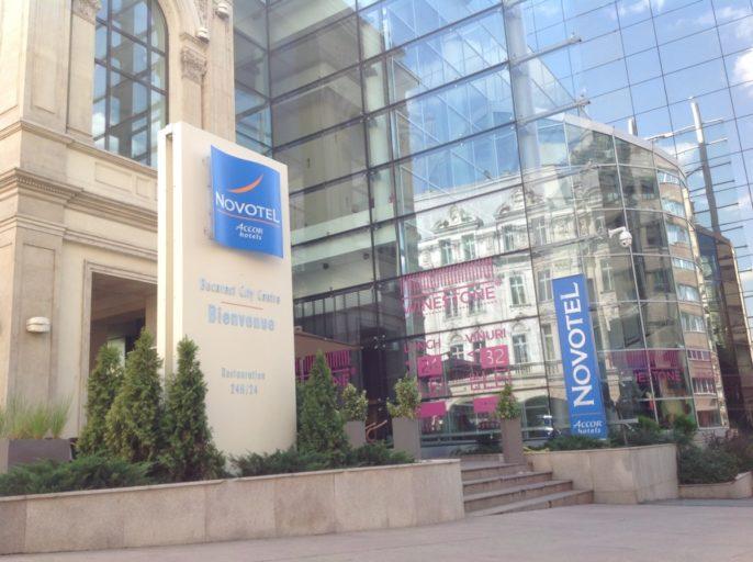 Accorhotels, Novotel, Boekarest