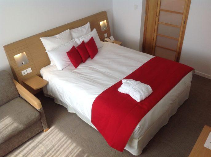 Novotel, Boekarest, Bed