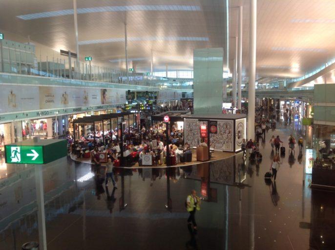 Barcelona, Lounge, VIP, Terminal 1