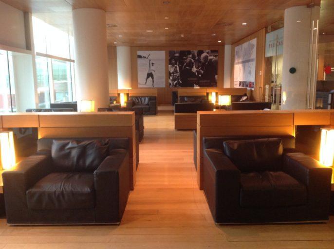Lounge, Zitplaatsen, Barcelona, Terminal 1