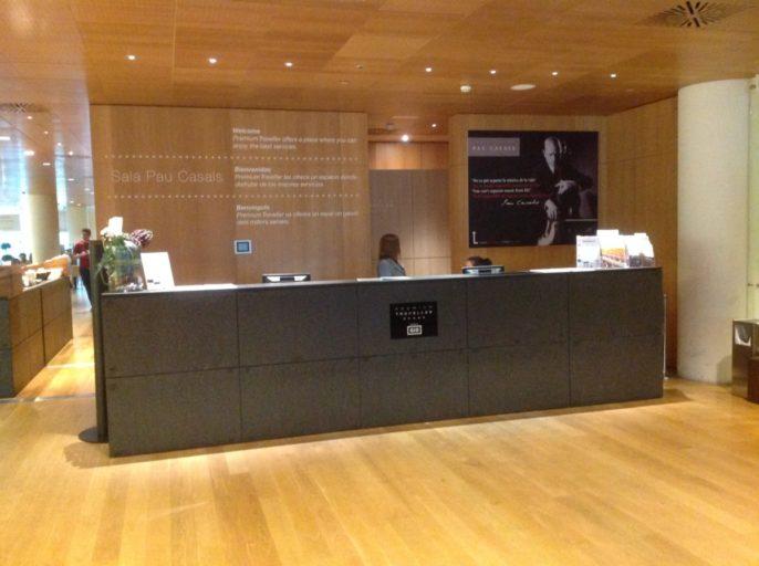 Lounge, Barcelona Pau Casals