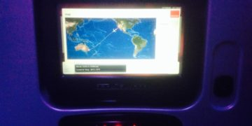 Virgin Australia, LA, Sydney, Review, Economy