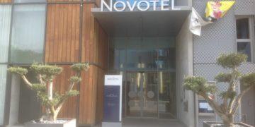 Novotel, Lyon, Novotel Lyon Confluence, Review, Hotel, Accorhotels