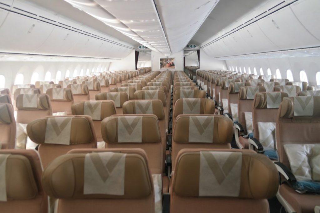 Etihad Boeing 787-9 Dreamliner Amsterdam