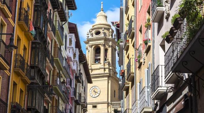 Bilbao, Pamplona, Olive, Tapas, Spanje, road trip