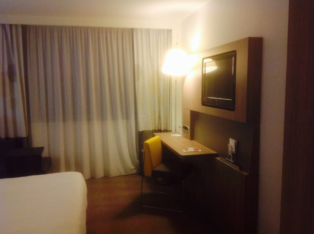 Executive Kamer, Novotel, Accor, Lyon
