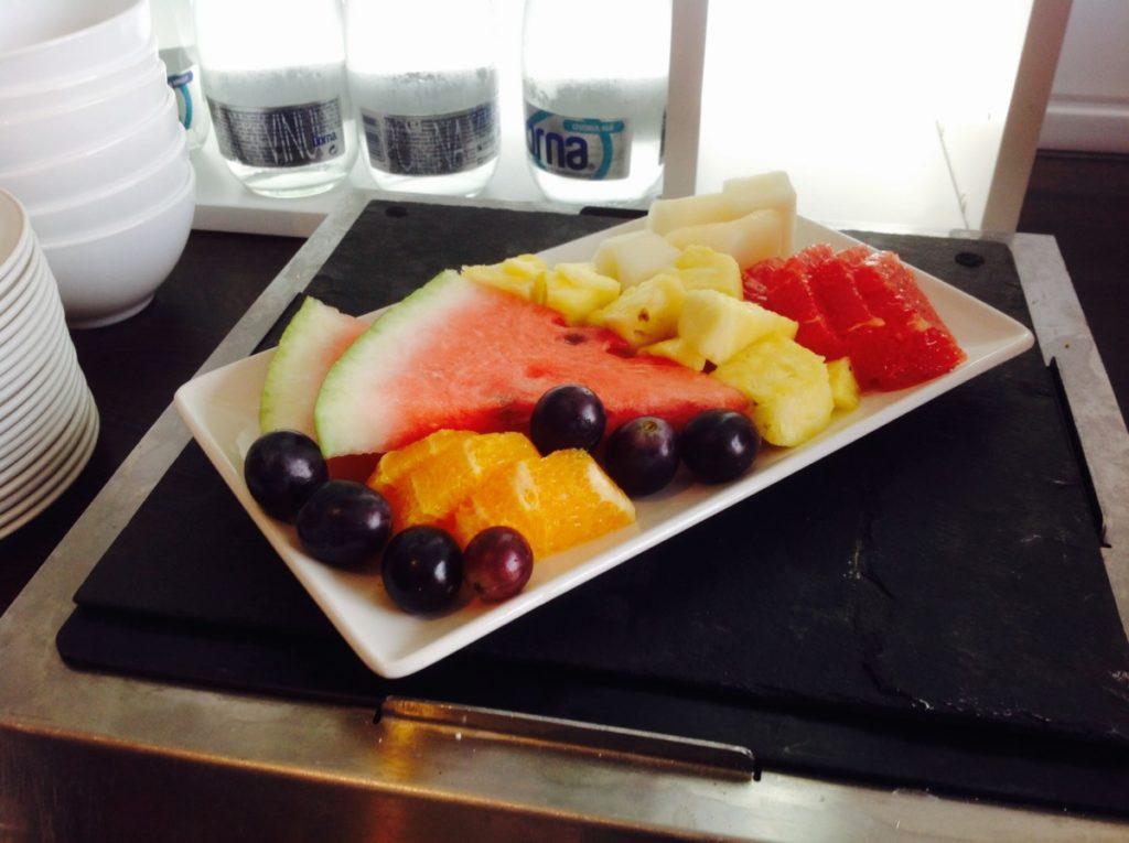 Vers fruit, Hotel, Ontbijt