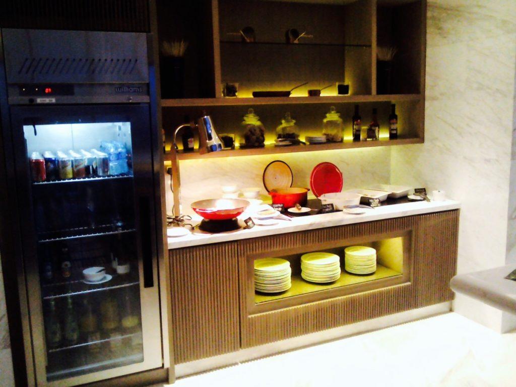 Snacks, Lounge, Hilton