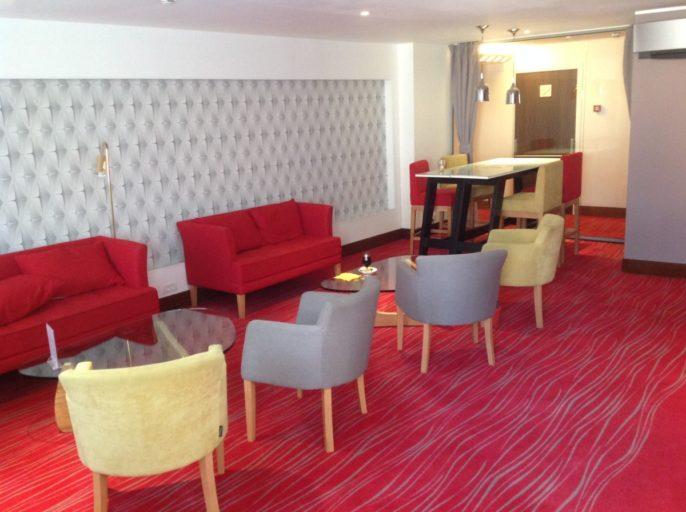 Lounge, Zitplaatsen, Novotel, Business Lounge
