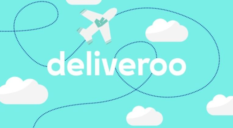 Deliveroo Flying Blue actie