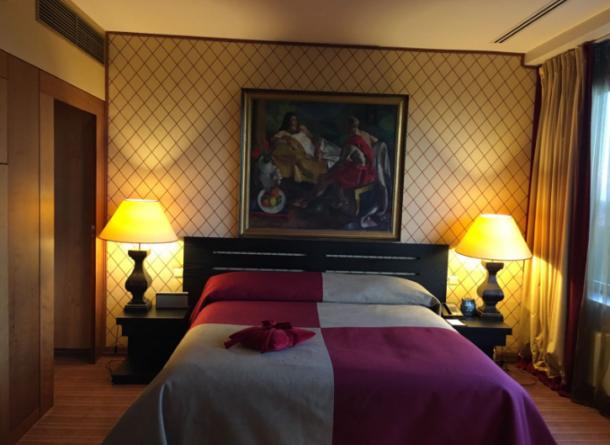 Insidelook een kijkje bij hilton amsterdam insideflyer nl - Het creeren van een master suite ...