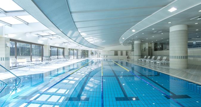 zwembad Hilton Narita