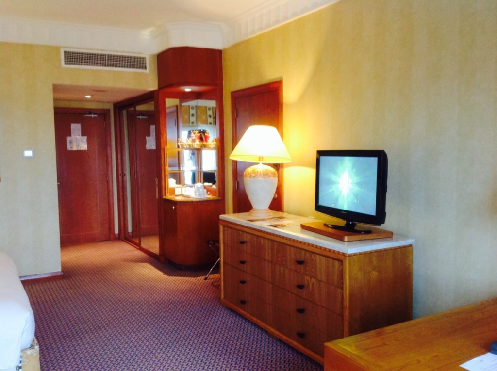 Hilton, Salalah, Room