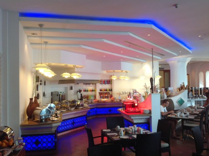 Breakfast, Hilton, Salalah