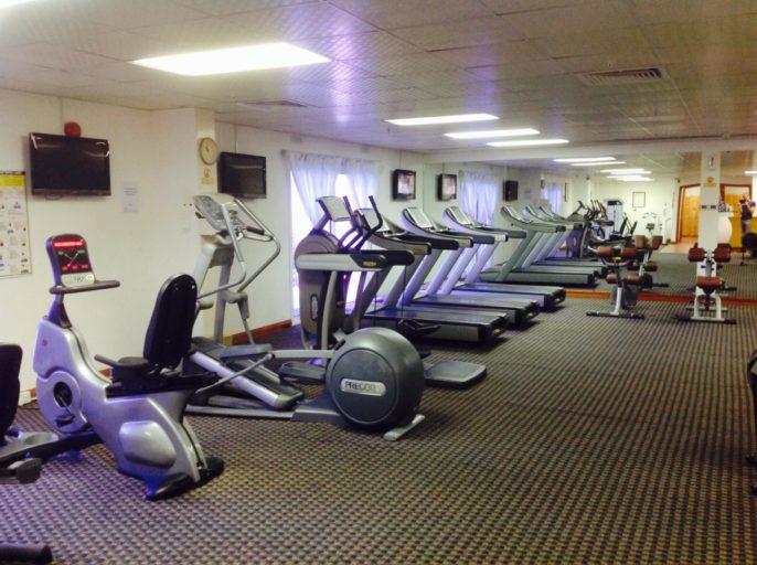 Fitness Center, Hilton, Salalah