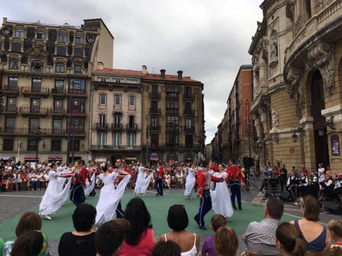 Bilbao, road trip, Spanje