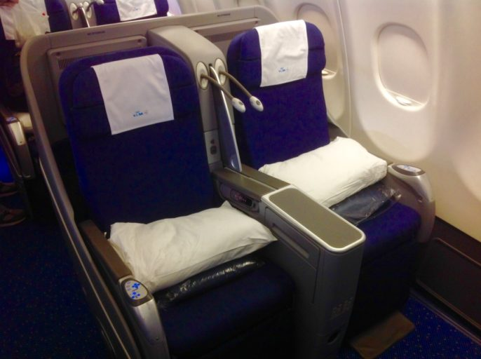 klm, business class, airbus, A330