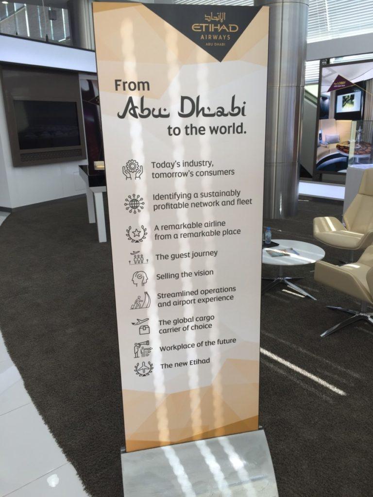 Etihad Innovation Center