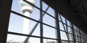 Schiphol exterieur toren