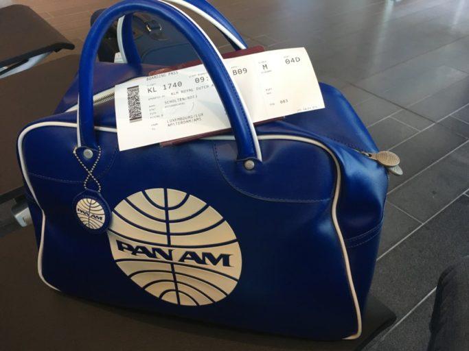KLM, Luxemburg, Amsterdam, Flying blue