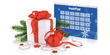 InsideFlyer Adventskalender: Win een Frequent Flyer pakket