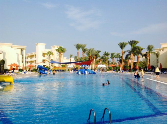 hilton, hurghada, Egypte