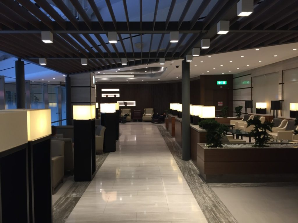 Dubai International Hotel Ahlan First Class Lounge Concourse D