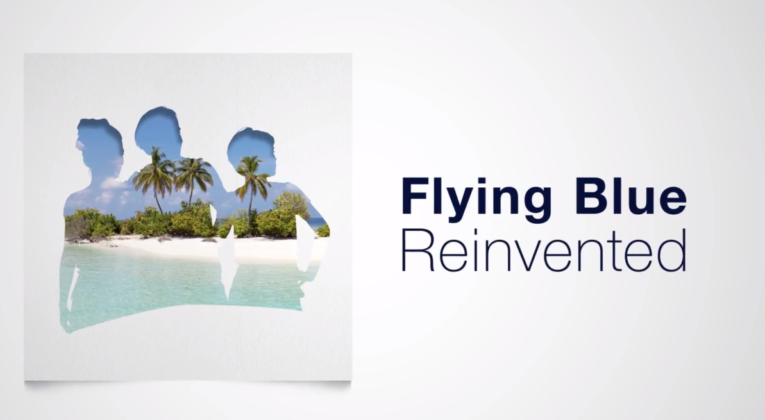 Flying Blue Reinvented