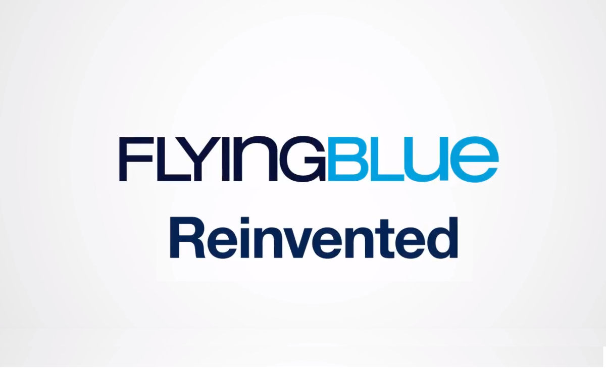 Carte American Express Flying Blue Xp.Flying Blue Reinvented The New Program Starting 2018
