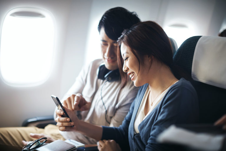 Cathay Pacific wifi