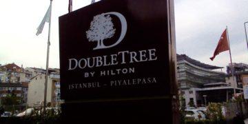 hilton, doubletree, hotel, istanbul, turkije
