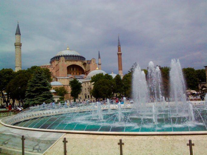 istanbul, hagia sophia, tips, bezienswaardigheden