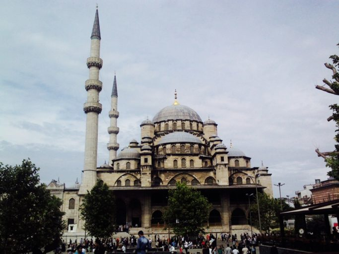 blauwe moskee, Istanbul, bezienswaardigheden