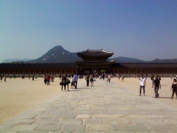 tempelcomplex, seoul