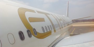 Etihad, airbus, a340, review, cairo, abu dhabi
