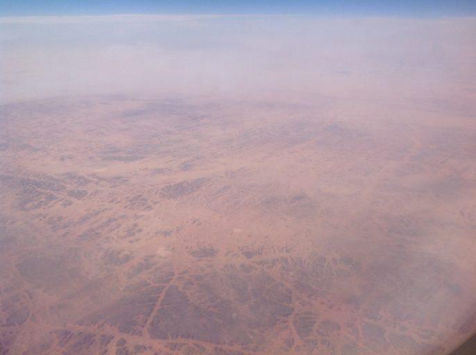 woestijn, Saudi Arabië, Etihad