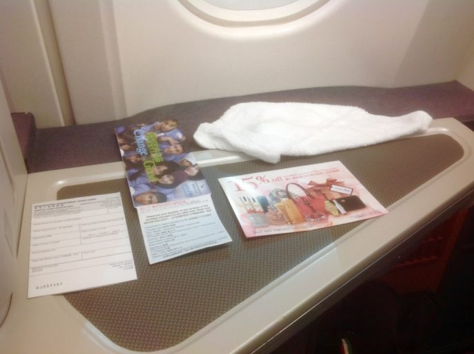 cathay pacific, business class, a330