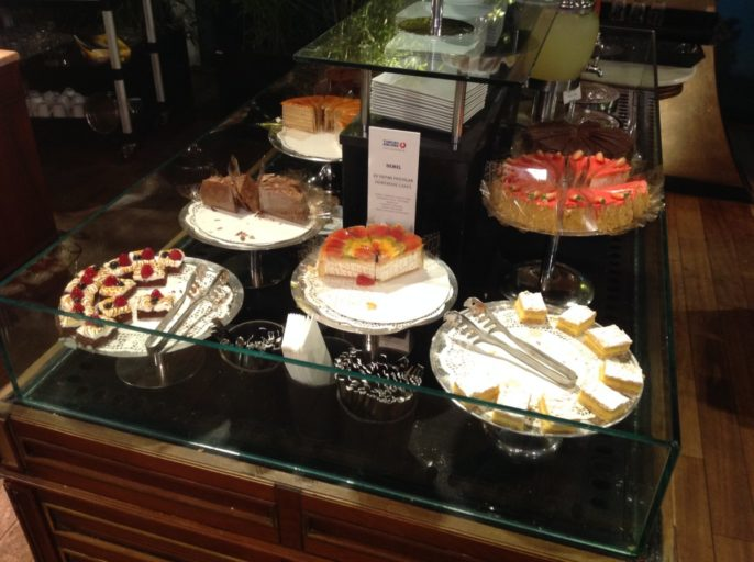 Dessert, lounge, buffet, istanbul