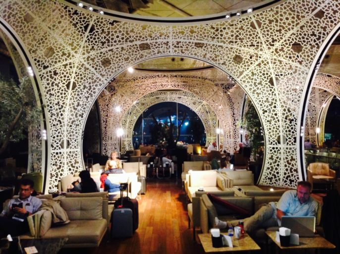 Turkish airlines, lounge, zithoek