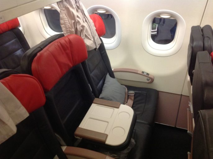 a320, Turkish airlines, business class