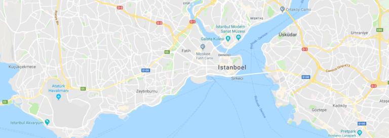 Istanbul, vliegveld, Atatürk, bezienswaardigheden