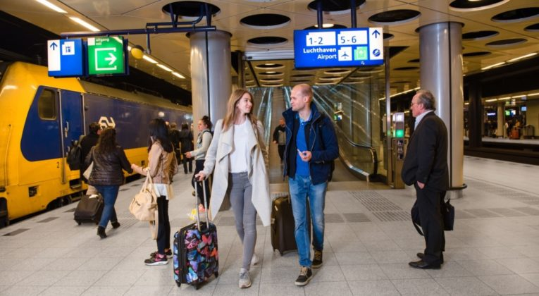 NS station schiphol