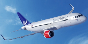 SAS, Scandinavian Airlines, Go Light