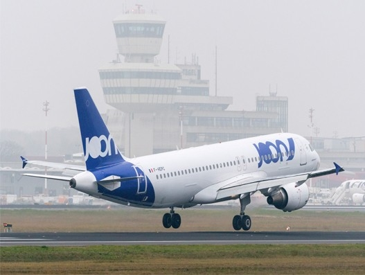 Airbus A320 met Joon livery (Bron: Joon/STAT Times)