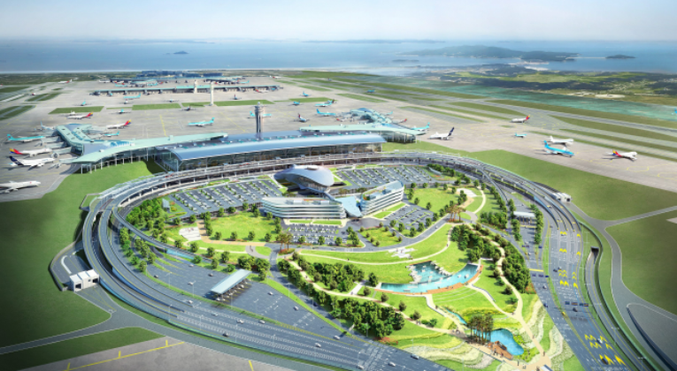 Review – Nieuwe Terminal Seoul Incheon Airport (ICN) & Transit